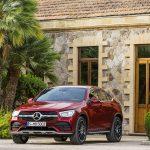 Nye Mercedes-Benz GLC Coupé